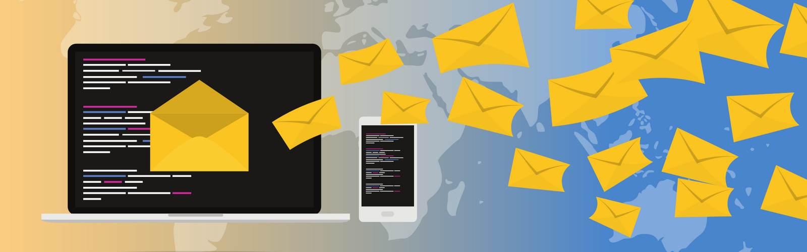 TIN, i problemi di mail e la soluzione definitiva